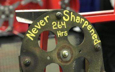 No More Sharpening